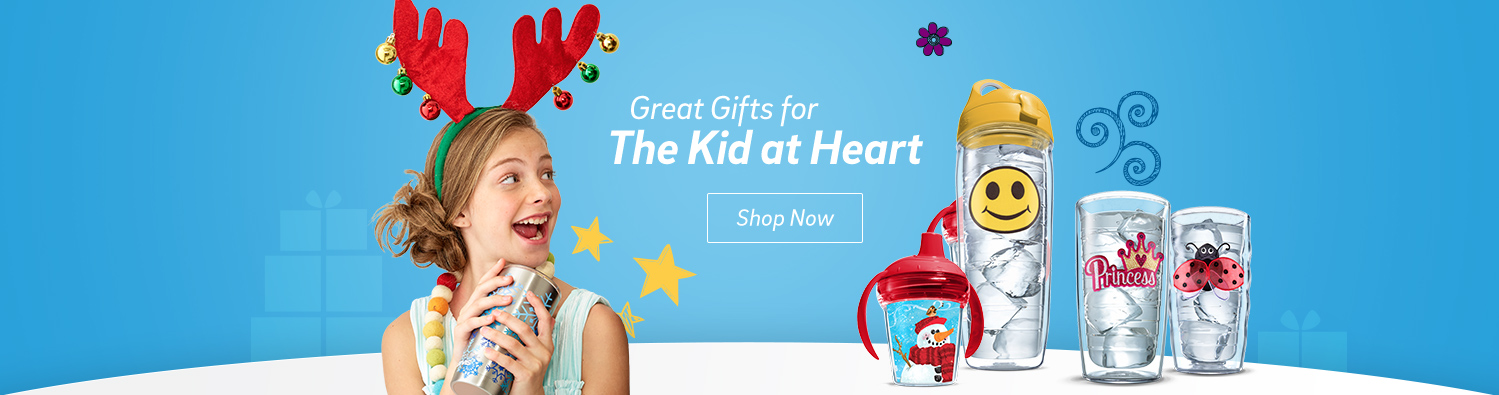 Great Gifts for the Kid at Heart. Shop Now