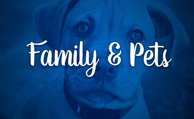 Family and Pets