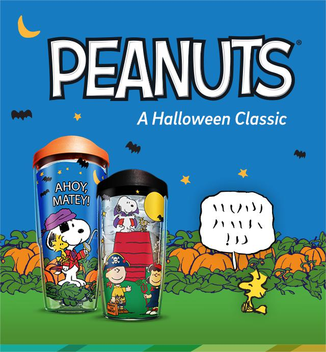 Peanuts Halloween Collection | Tervis Official Store