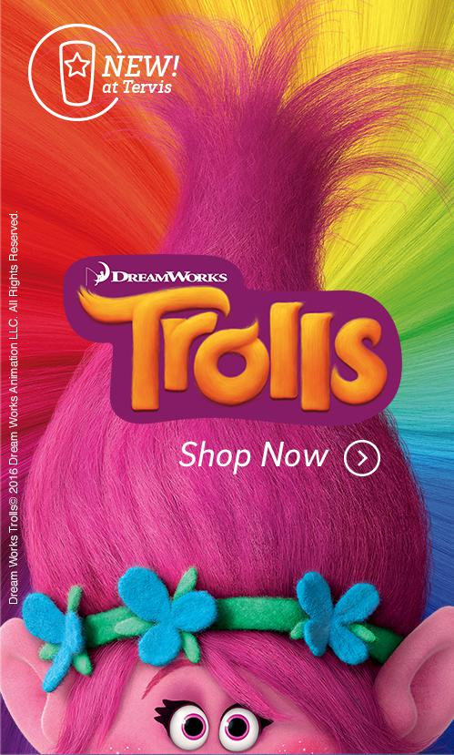 Trolls - Shop Now >