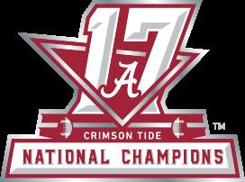 Crimson Tide® National Champions