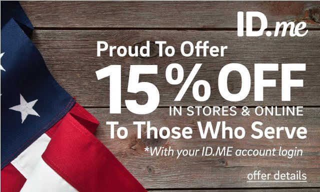 Military and Other Affiliation Discounts