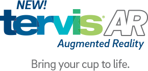 New! Tervis Augmented Reality