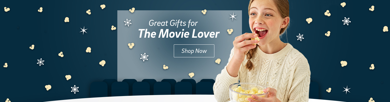 Great gifts for the movie lover. Shop Now