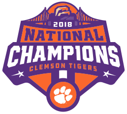 Clemson Tigers® National Champions