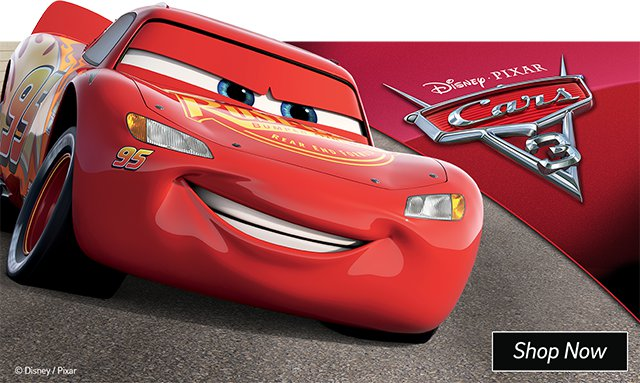 Disney Pixar Cars 3 - Shop Now