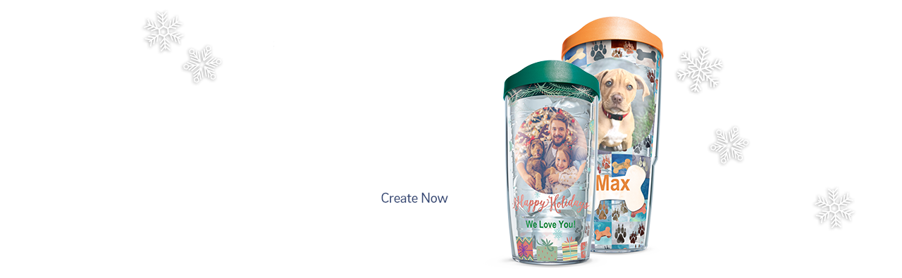 Tervis Customyzer - New Templates are here to help get you started - Create Now