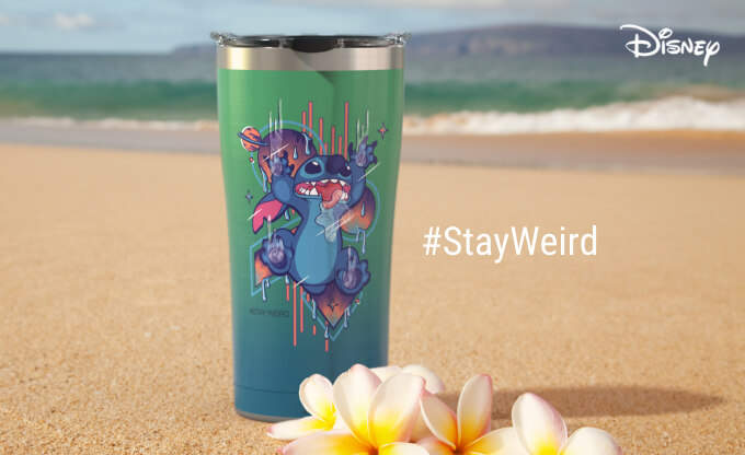 Disney #StayWeird International Stitch Day June 26