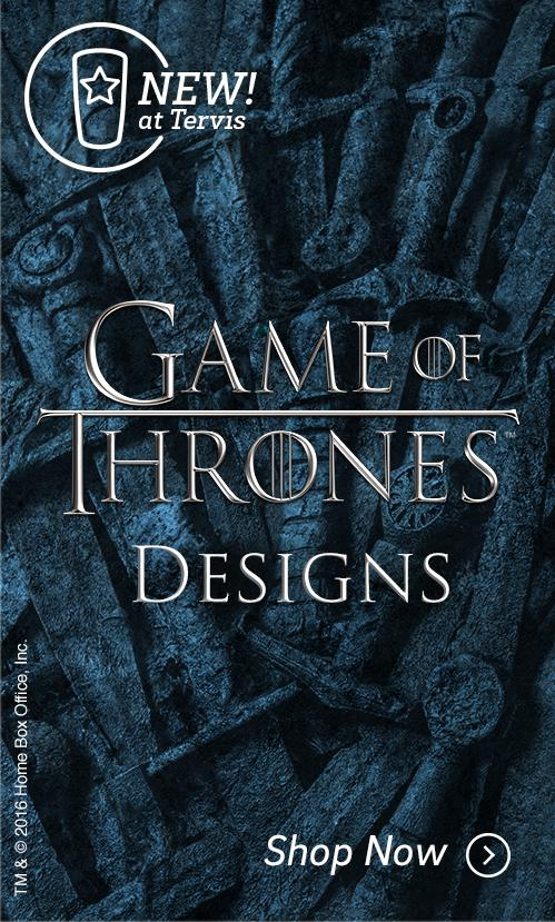 Game of Thrones Designs - Shop Now >