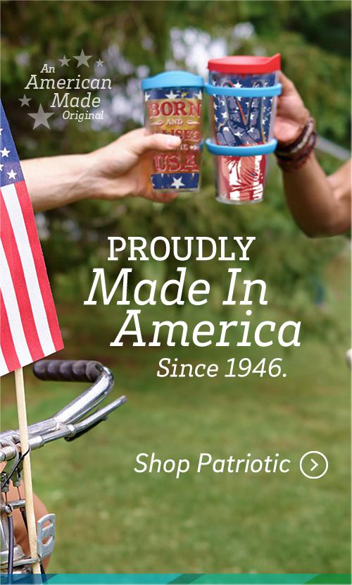 Proudly Made In America Since 1946. Shop Patriotic Designs >
