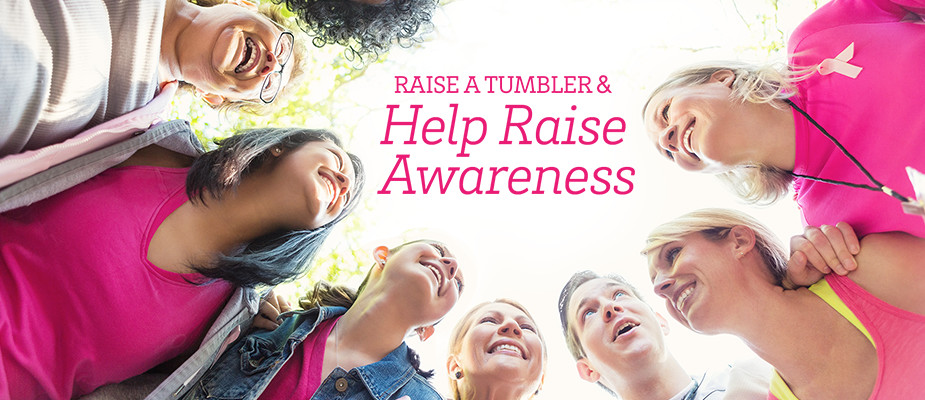Raise a Tumbler & Help Raise Awareness