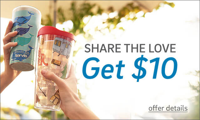 Share the Love, Get $10