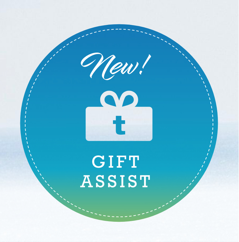 New! Gift Assist