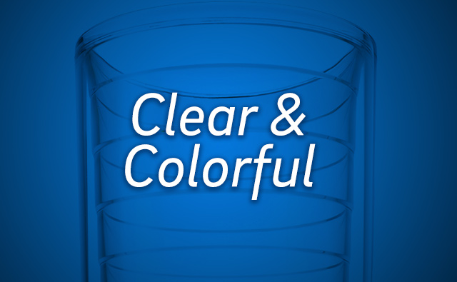 Clear and Colorful