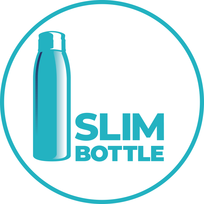 New 17oz Slim Bottle - Cold 48 Hours