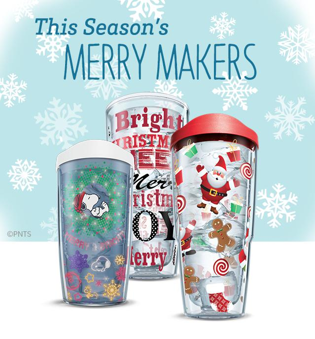 This Season's Merry Makers