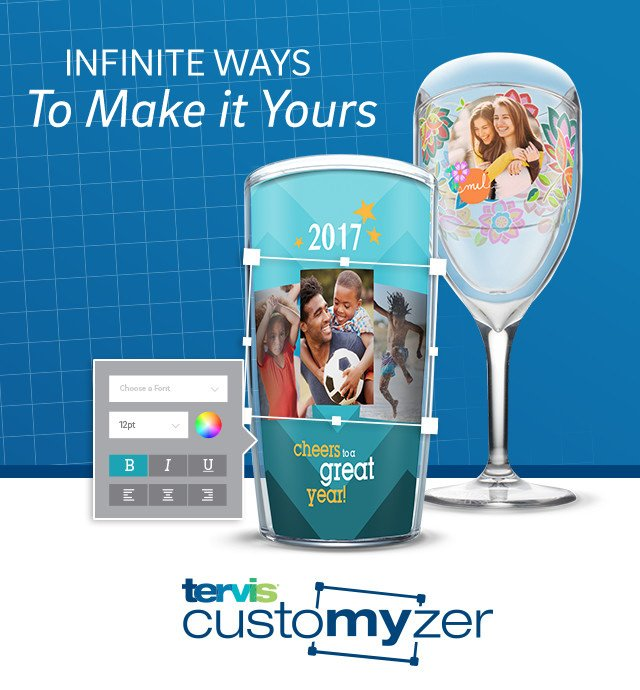 Infinite Ways to Make it Yours