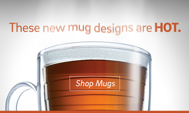 These new mug designs are hot. - Shop Now